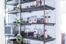industrial / by judi burrows-inspired (vintage.home.design)