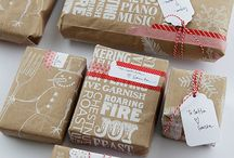 Packaging Wrapping, Boxes & Branding / by Everything Westward