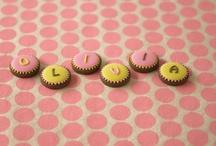 Personalised Cakes / by Cake Decorating UK
