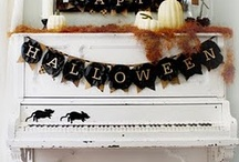 ☠ halloween... / -a collection of all things having to do with halloween- / by {daphne} flip flops pearls & wine