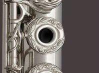 Flute Stuff / by Jennifer Whitehead