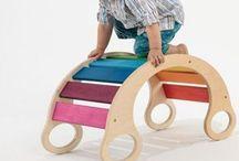 DIY wooden toys / by Rachelle Pearson