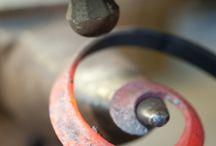 Blacksmithing / by Chet Hazelton