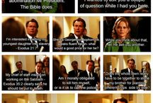 all things west wing / by Carly Yaeger
