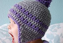 Crochet Hats / by Bonnie Littlefield