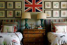boys' room. / by ellen parker