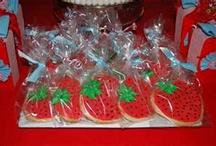 Strawberry Goodness!!! / by Jessica Puakalehua Johnson