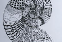 Zentangle & Doodling / by Charlette Finley