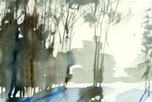 watercolour / by Basilio Lorenzo