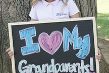 Grandparents Day / by Alejandra Roque