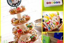 Yo Gabba Gabba Birthday Ideas / by Christina Dahdouh Pacheco