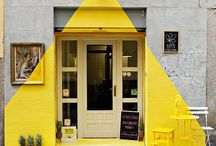 Cool Storefront / storefront designs and ideas / by Asher Boardman