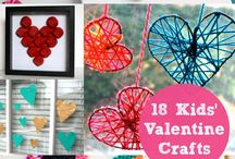 Valentine's Day / Valentine's Day crafts and inspiration / by Mormon Mommy Blogs