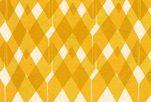 Design: Patterns / by blind study