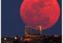 The MOON / Moon / by Gail Lesbian