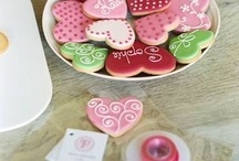 Valentine / by That Cute Little Cake