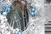 Crafts - Xmas Wreaths / by Meghan (Ordus) Bowers