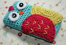Crochet: Cases / by Polly Wickstrom