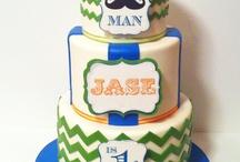 Kashton's Birthday Ideas / by Vanessa Bailey