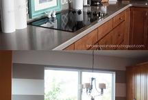 Kitchen decor / by Jenny Campbell