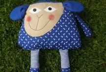 Toys, softies, dolls, bears :) / by malika19