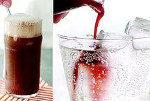 DIY Soda Syrup / by Lizzie Lynne