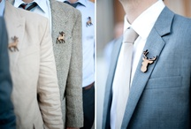 Boutonnieres / by Megan Kenney