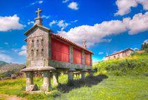 Churches   Eglises / by Kerber