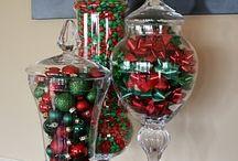 Christmas decorating ideas / by Carolyn Keefer