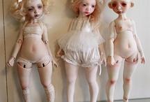 Dolls / by Sandra van 't Oor