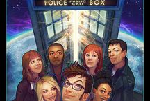 Doctor Who / Doctor Who awesomeness David Tennant was the best / by Daniella Harris
