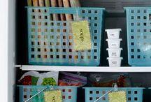 Organization - Kitchen / by Janet Williams
