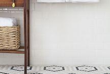 Bathroom Ideas / by Jana Cousineau