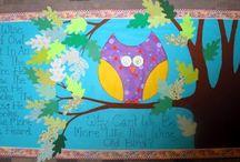 Bulletin Boards / by Melissa Hiltner