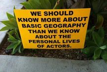 Guerrilla Geography / by Geography Awareness Week