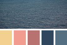 Color Coordinated / by Debby de Wilde