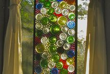 Stained glass-ish / by Lee Ann Shaffer - Smith