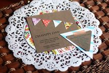 Invites & Cards / by Jami Leigh