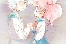Sailor Moon / by Stephanie Best