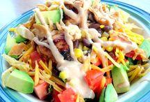 Salads / by Prairie Cottage