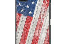 Americana Stuff :) / by Stencil Me In