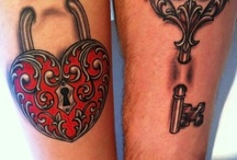 His and hers tattoos / by Cassandra Mosmeyer