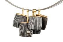 Inspiring Jewelry: Pendants & Necklaces / Neckwear made by incredible jewelry artists / by Alaina Burnett