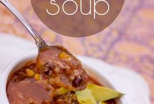 Soups / by Alisa Mabry