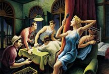Art Movement: Social Realism / by Shawn Reed
