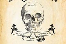 Skull / by ★ clαιrє ★ { De Beaux Souvenirs }