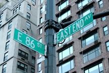 CARL SCHURZ PARK-NYC,NY / by Barbara Jean O'Hara