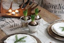 Tablescapes / by Debbie Keady