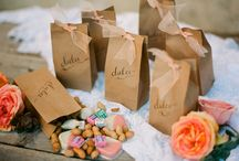 Favors & Escort Cards / by Top Shelf Events