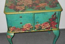 Furniture / by Jennifer Brooks